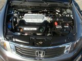 2009 Honda Accord EX-L V6 Sedan 3.5 Liter SOHC 24-Valve VCM V6 Engine