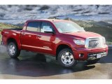 2011 Barcelona Red Metallic Toyota Tundra Limited CrewMax 4x4 #45559748