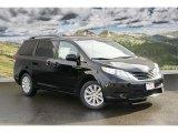 2011 Black Toyota Sienna LE AWD #45448269