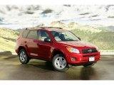 2011 Barcelona Red Metallic Toyota RAV4 V6 4WD #45448280