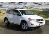 2011 Super White Toyota RAV4 V6 4WD #45448282