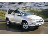 2011 Classic Silver Metallic Toyota RAV4 V6 Limited 4WD #45448285
