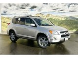 2011 Classic Silver Metallic Toyota RAV4 V6 Limited 4WD #45448286