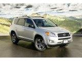2011 Classic Silver Metallic Toyota RAV4 V6 Sport 4WD #45448290