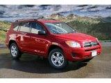 2011 Barcelona Red Metallic Toyota RAV4 I4 4WD #45448292