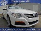 2012 White Gold Metallic Volkswagen CC Sport #45451108