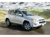 2011 Classic Silver Metallic Toyota RAV4 Limited 4WD #45448293