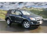 2011 Black Forest Metallic Toyota RAV4 Limited 4WD #45448295