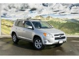 2011 Classic Silver Metallic Toyota RAV4 Limited 4WD #45448298