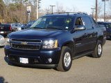 2010 Chevrolet Avalanche LS 4x4 Data, Info and Specs