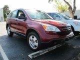 2008 Tango Red Pearl Honda CR-V LX #45559778