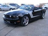 2010 Ford Mustang ROUSH 427R Supercharged Convertible Data, Info and Specs