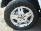 Mercedes-Benz G 2002 Wheels and Tires