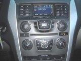 2011 Ford Explorer 4WD Controls