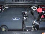 2011 Ford Explorer 4WD 3.5 Liter DOHC 24-Valve TiVCT V6 Engine