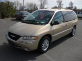 Champagne Pearl Chrysler Town & Country in 2000