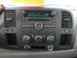 2008 Chevrolet Silverado 1500 LS Extended Cab Controls