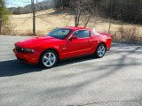2011 Race Red Ford Mustang GT Coupe #45498266