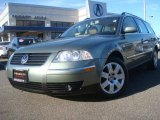 2001 Volkswagen Passat Fresco Green Metallic