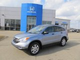 2011 Glacier Blue Metallic Honda CR-V SE 4WD #45498277