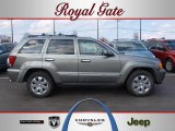 2008 Mineral Gray Metallic Jeep Grand Cherokee Limited 4x4 #45448877
