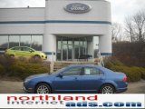 2010 Sport Blue Metallic Ford Fusion SEL V6 #45448886