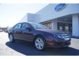 2011 Bordeaux Reserve Metallic Ford Fusion SE #45560851