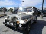 1992 Jeep Wrangler Light Champagne Metallic