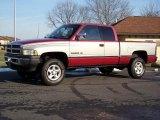 1997 Dodge Ram 1500 Metallic Red