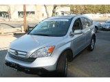 2009 Alabaster Silver Metallic Honda CR-V EX-L 4WD #45648218