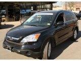 2009 Crystal Black Pearl Honda CR-V EX-L 4WD #45648219