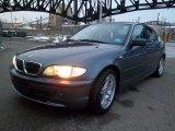 2002 Steel Blue Metallic BMW 3 Series 330i Sedan #45648521