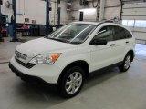 2007 Taffeta White Honda CR-V EX 4WD #45647248