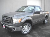 2011 Sterling Grey Metallic Ford F150 XL Regular Cab #45647523