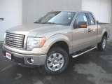 2011 Pale Adobe Metallic Ford F150 XLT SuperCab 4x4 #45647526