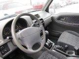 Suzuki Sidekick Interiors