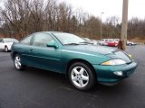 1998 Chevrolet Cavalier Coupe Front 3/4 View