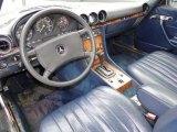 1984 Mercedes-Benz SL Class Interiors