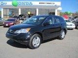 2011 Crystal Black Pearl Honda CR-V EX-L #45690182