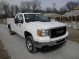 2011 GMC Sierra 2500HD Work Truck Extended Cab Chassis Data, Info and Specs