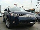 2007 Midnight Blue Pearl Nissan Murano SE AWD #45450663