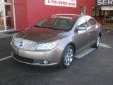 2010 Mocha Steel Metallic Buick LaCrosse CXL #45690204