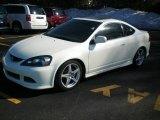 2006 Taffeta White Acura RSX Type S Sports Coupe #4556935