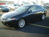 2006 Nighthawk Black Pearl Acura TSX Sedan #4556936