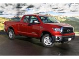 2011 Barcelona Red Metallic Toyota Tundra SR5 Double Cab 4x4 #45688852