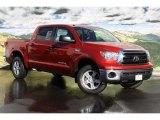 2011 Barcelona Red Metallic Toyota Tundra SR5 CrewMax 4x4 #45688854