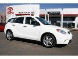 2007 Super White Toyota Matrix  #45688856