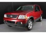 2003 Redfire Metallic Ford Explorer XLT 4x4 #45646778