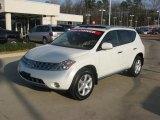 2007 Glacier Pearl White Nissan Murano SE AWD #45690465