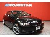 2008 Jet Black BMW 3 Series 335i Coupe #45690480